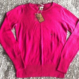 BNWT G.H. Bass & Co. pink long sleeve